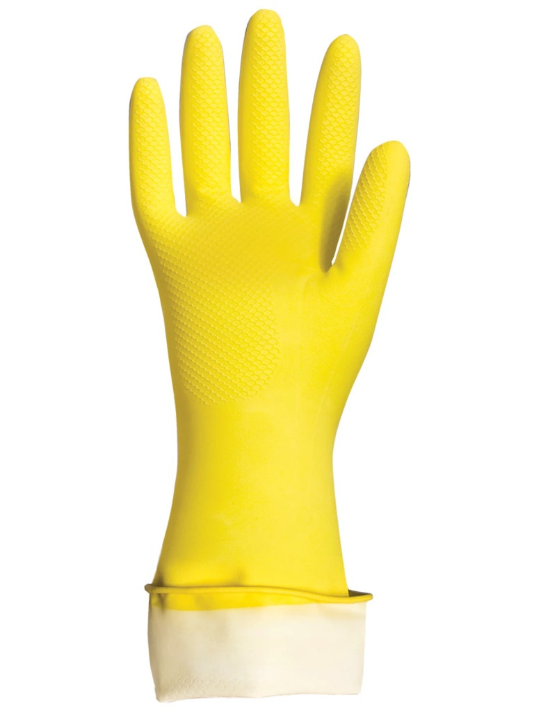 Перчатки латекс Агротема А с х/б напылением размер XL
