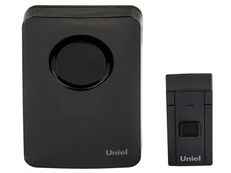 Звонок дверной Uniel UDB-092W-R1T1-36S-BL