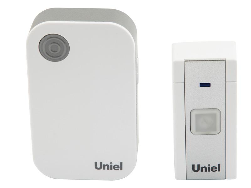 Звонок дверной Uniel UDB-091W-R1T1-36S-WH