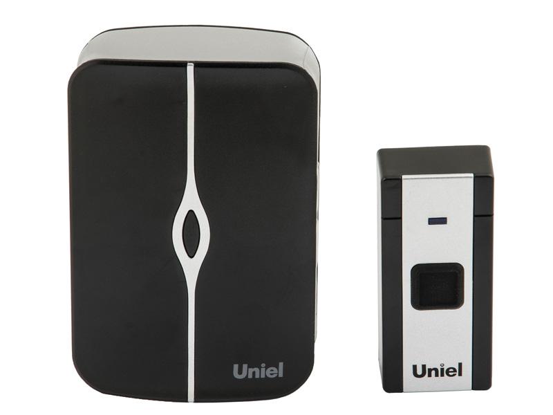 Звонок дверной Uniel UDB-015W-R1T1-36S-100M-WH/BL