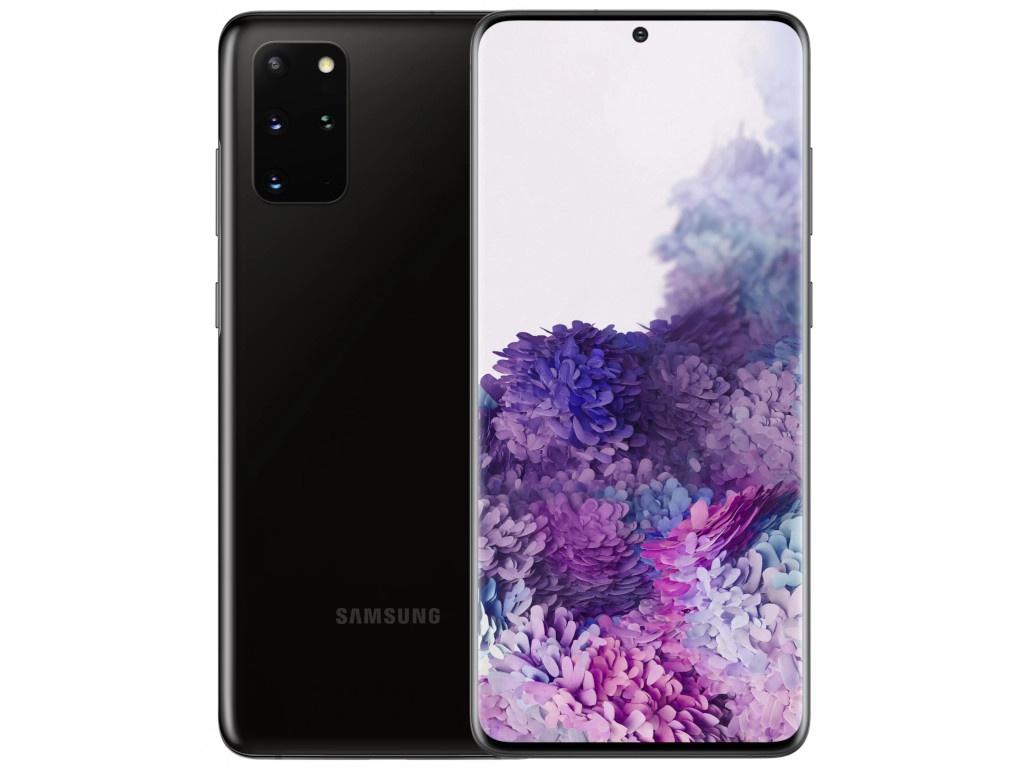 Сотовый телефон Samsung SM-G985F S20 Plus 8/128Gb Black Выгодный набор + серт. 200Р!!!