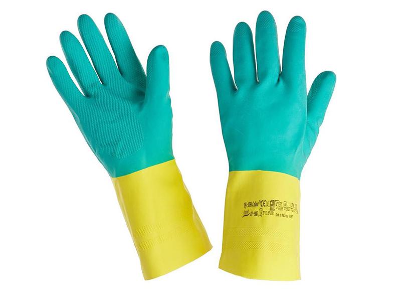 Перчатки одноразовые Ansell Bai Color размер 9.5-10.0 87-900