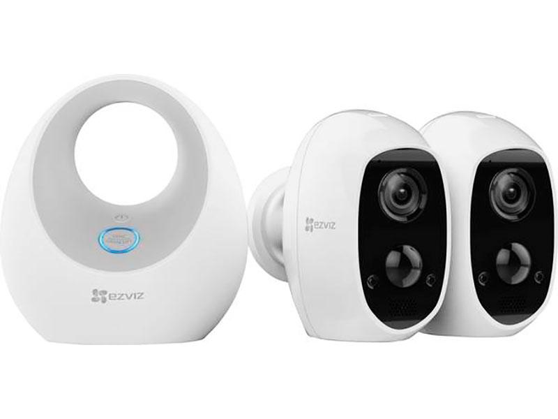 Комплект видеонаблюдения Ezviz CS-W2D-B2