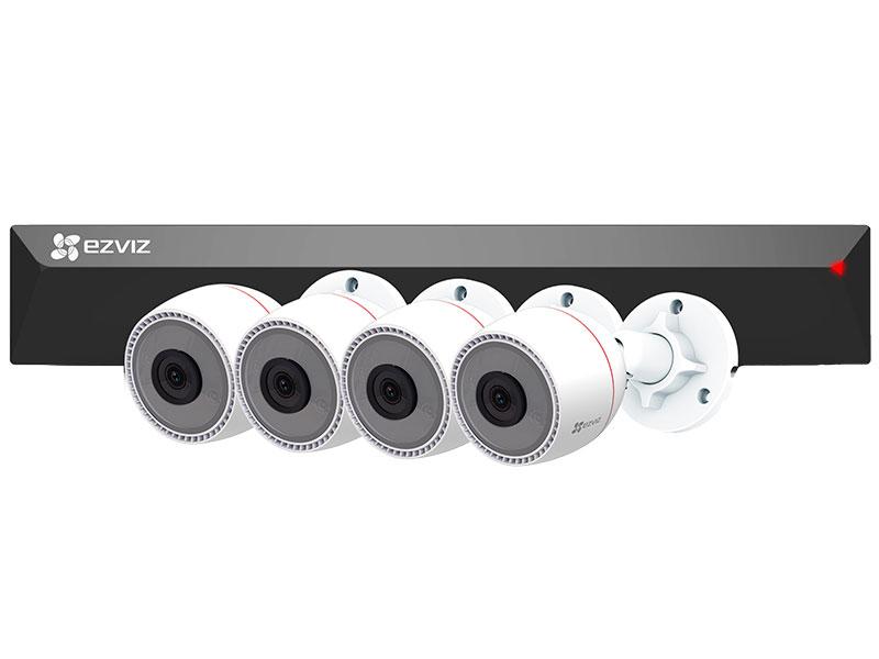 Комплект видеонаблюдения Ezviz CS-BN3824A0-E30