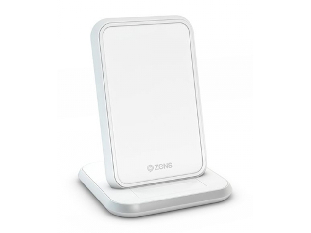 Зарядное устройство Zens Stand ZESC13W/00 White зарядное устройство zens single zesc11b black