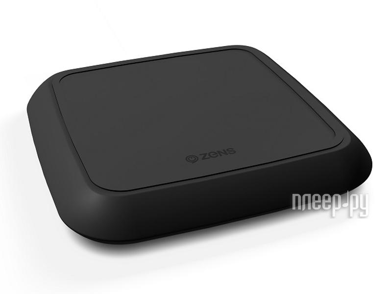Зарядное устройство Zens Single Fast ZESC08BP Black