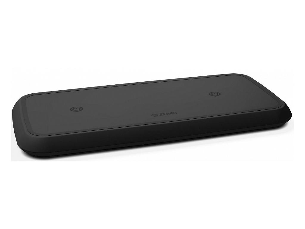 Зарядное устройство Zens Dual ZEDC02BP Black