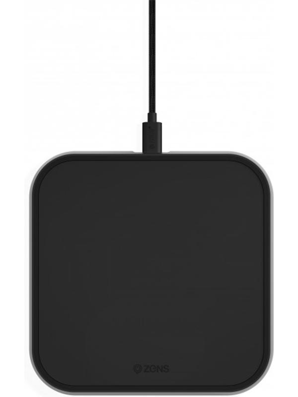 Зарядное устройство Zens Single ZESC11B/NA Black