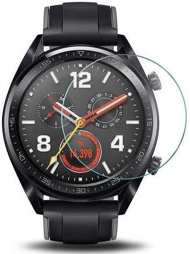 Аксессуар Защитный экран Red Line для Huawei Watch GT - 46mm Tempered Glass УТ000020252