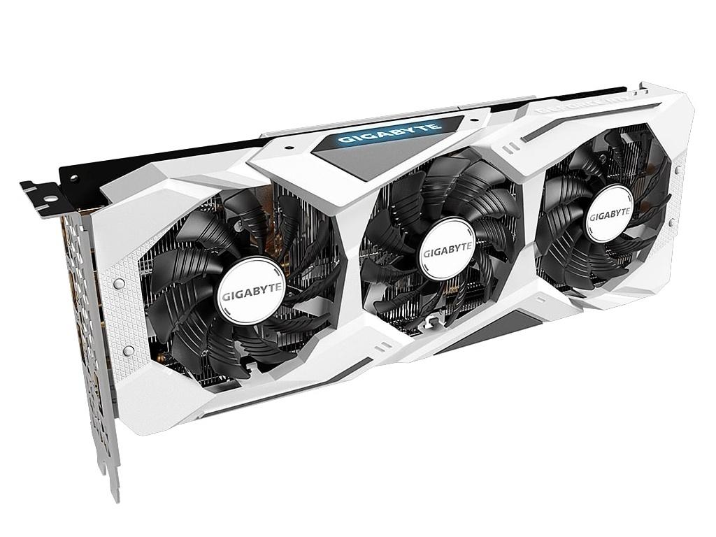 Видеокарта GigaByte GeForce RTX 2060 Super Gaming 3X White 8G 1650Mhz PCI-E 3.0 8192Mb 14000Mhz 256 bit HDMI 3xDP GV-N206SGAMING WHITE-8GD GeForce RTX 2060 Super Gaming 3X White 8G GV-N206SGAMING WHITE-8GD фото