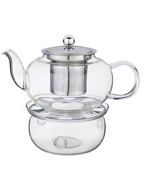 Чайник заварочный Agness 800ml 891-026