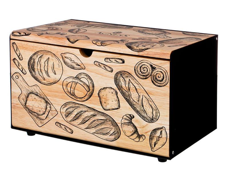 Хлебница Agness 938-053