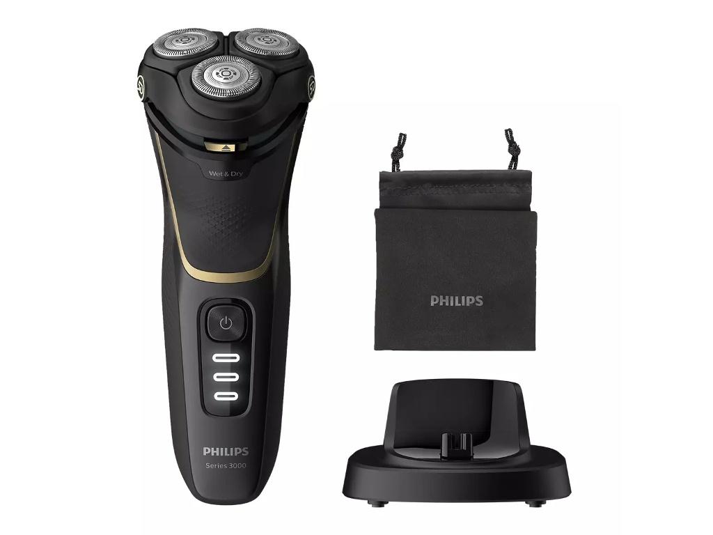 Электробритва Philips Series 3000 S3333/54 Black