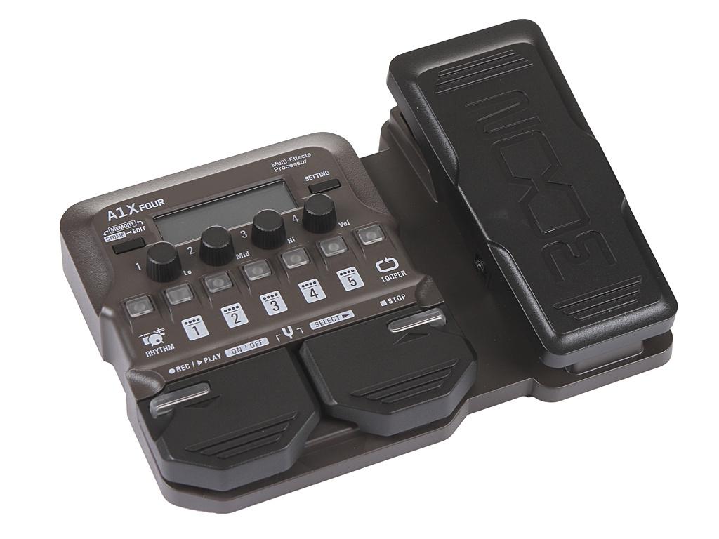 Процессор эффектов Zoom A1X Four