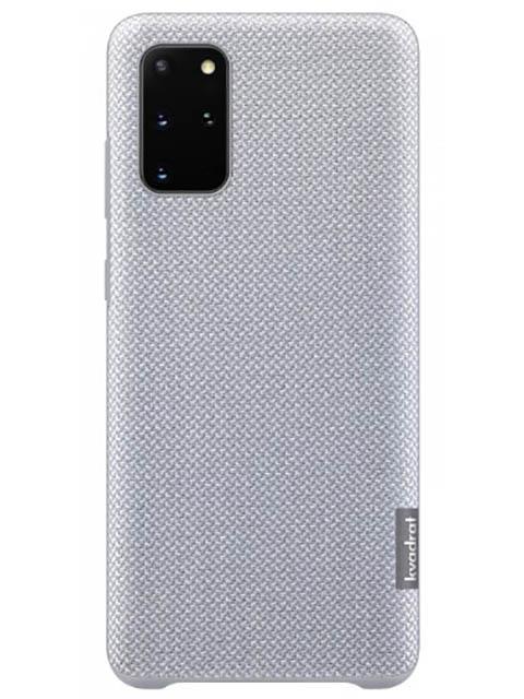 Чехол для Samsung Galaxy S20+ Kvadrat Cover Grey EF-XG985FJEGRU