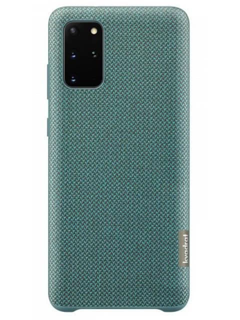 Чехол для Samsung Galaxy S20+ Kvadrat Cover Green EF-XG985FGEGRU