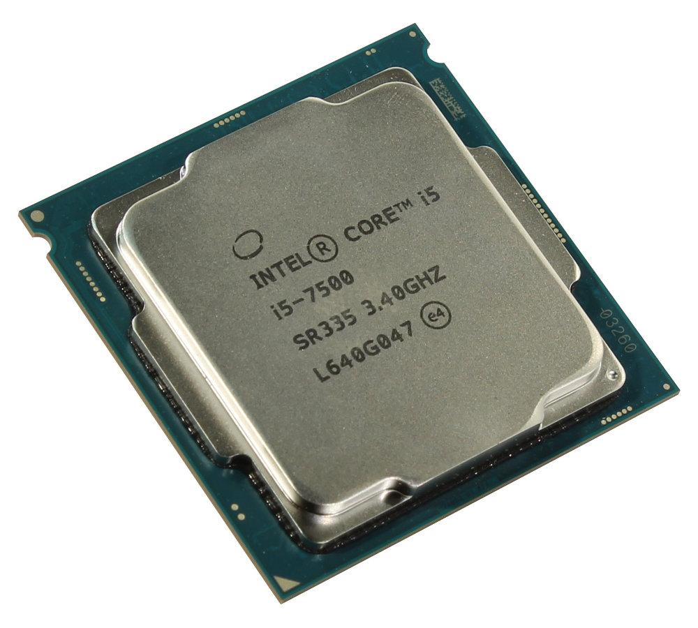Процессор Intel Core i5-7500 Kaby Lake (3400MHz/LGA1151/L3 6144Kb) OEM Выгодный набор + серт. 200Р!!!