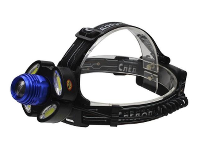 Фонарь Следопыт Сибирский Стильб 1 LED + 4 COB HL37