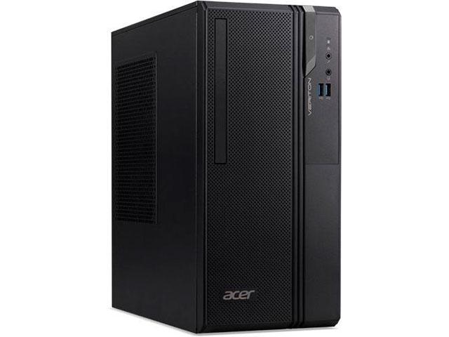 Настольный компьютер Acer Veriton ES2730G Black DT.VS2ER.024 (Intel Core i5-8400 2.8 GHz/4096Mb/128Gb SSD/Intel HD Graphics/Windows 10 Home 64-bit)