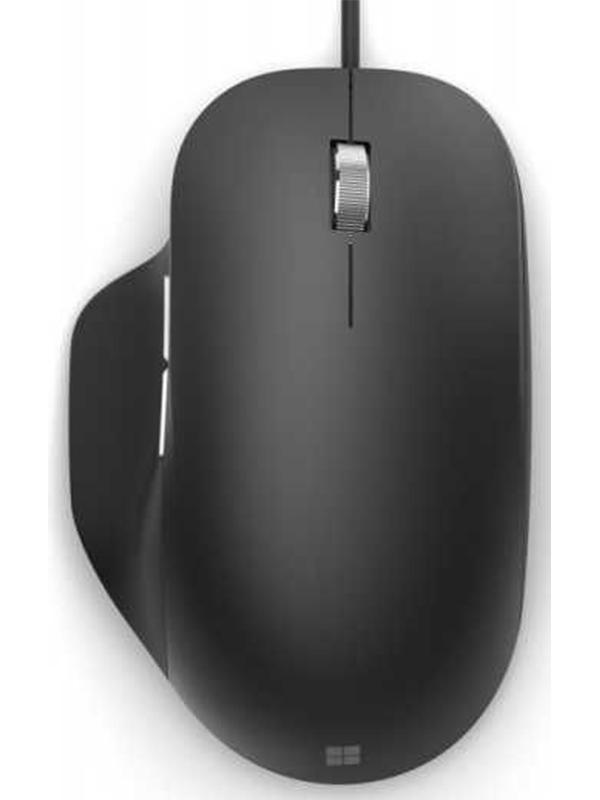 Мышь Microsoft Lion Rock Ergonomic Black RJG-00010