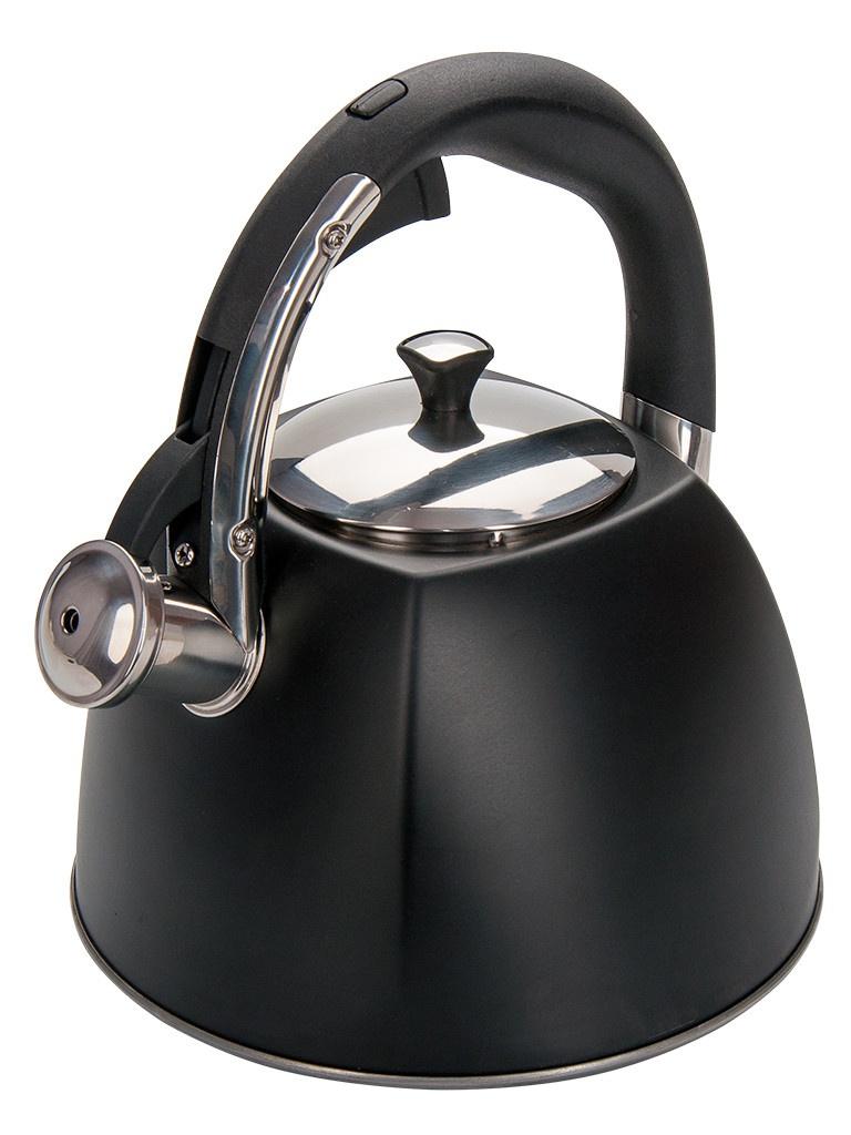 Фото - Чайник Regent Inox Tea 3L 93-TEA-31 чайник 3 л со свистком regent tea 93 tea 31