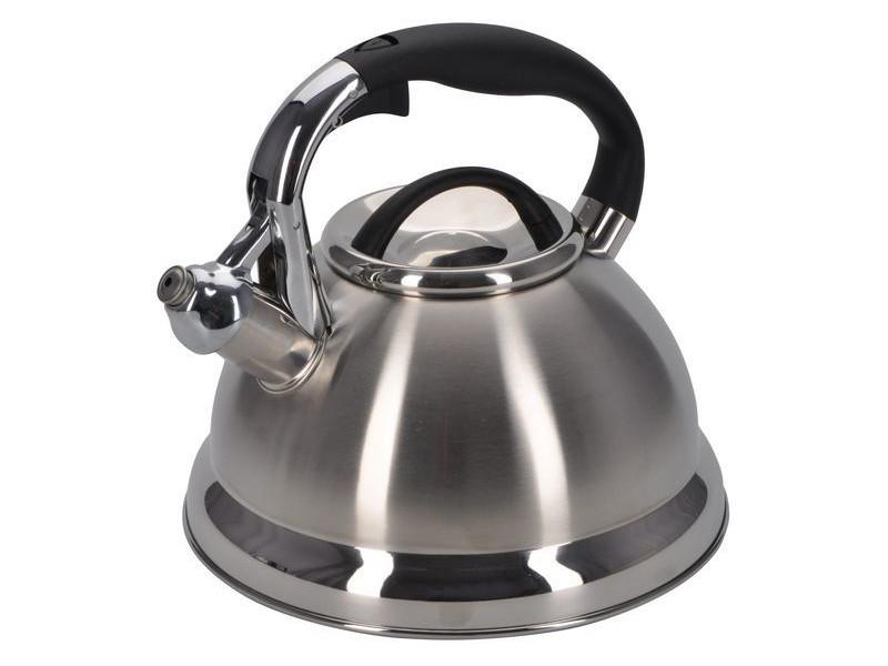 Фото - Чайник Regent Inox Tea 2.6L 93-TEA-28 чайник 3 л со свистком regent tea 93 tea 31
