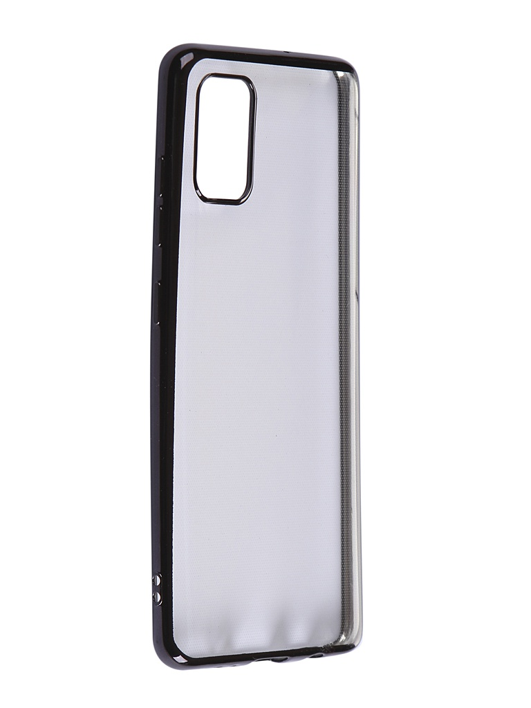 Чехол iBox для Samsung Galaxy A51 Blaze Black Frame УТ000020350