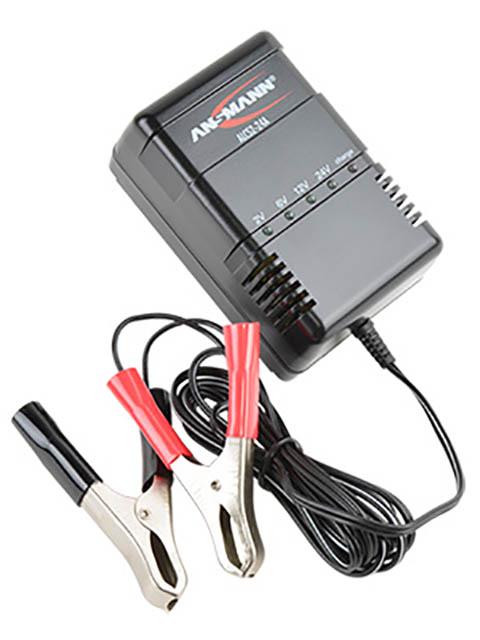 Устройство Ansmann ALCS 2-24 A BL1 9164016 зарядное устройство ansmann basic 4 plus 5107343