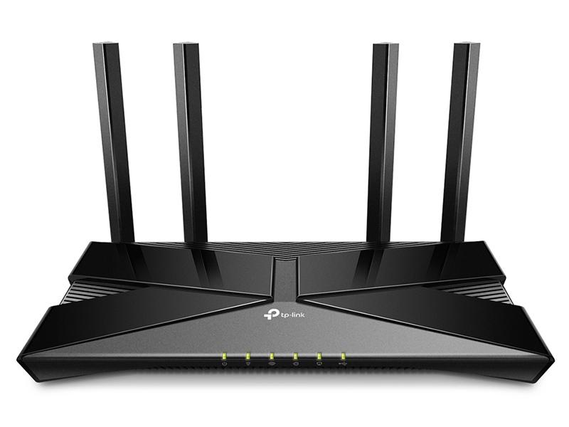 Wi-Fi роутер TP-LINK Archer AX20 AX1800 роутер wi fi tp link archer ax90