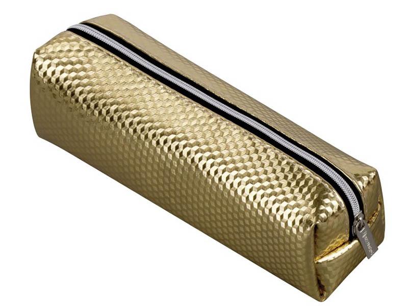 Пенал Brauberg Celebrity Gold 228992