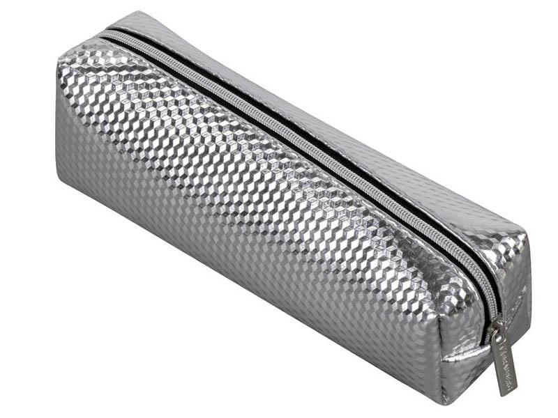 Пенал Brauberg Celebrity Silver 228993