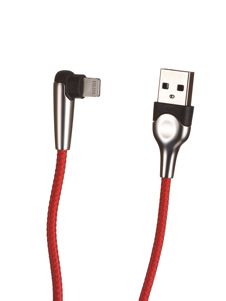Аксессуар Baseus MVP Mobile Game Cable USB - Lightning 1.5A 2m Red CALMVP-E09