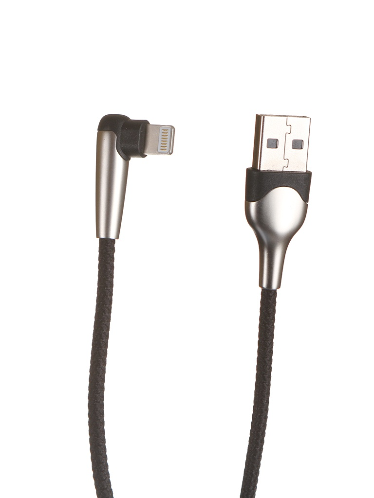Аксессуар Baseus MVP Mobile Game Cable USB - Lightning 1.5A 2m Black CALMVP-E01