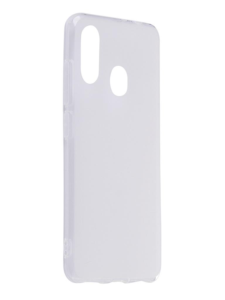 Чехол DF для ZTE Blade V10 Vita Silicone zCase-17