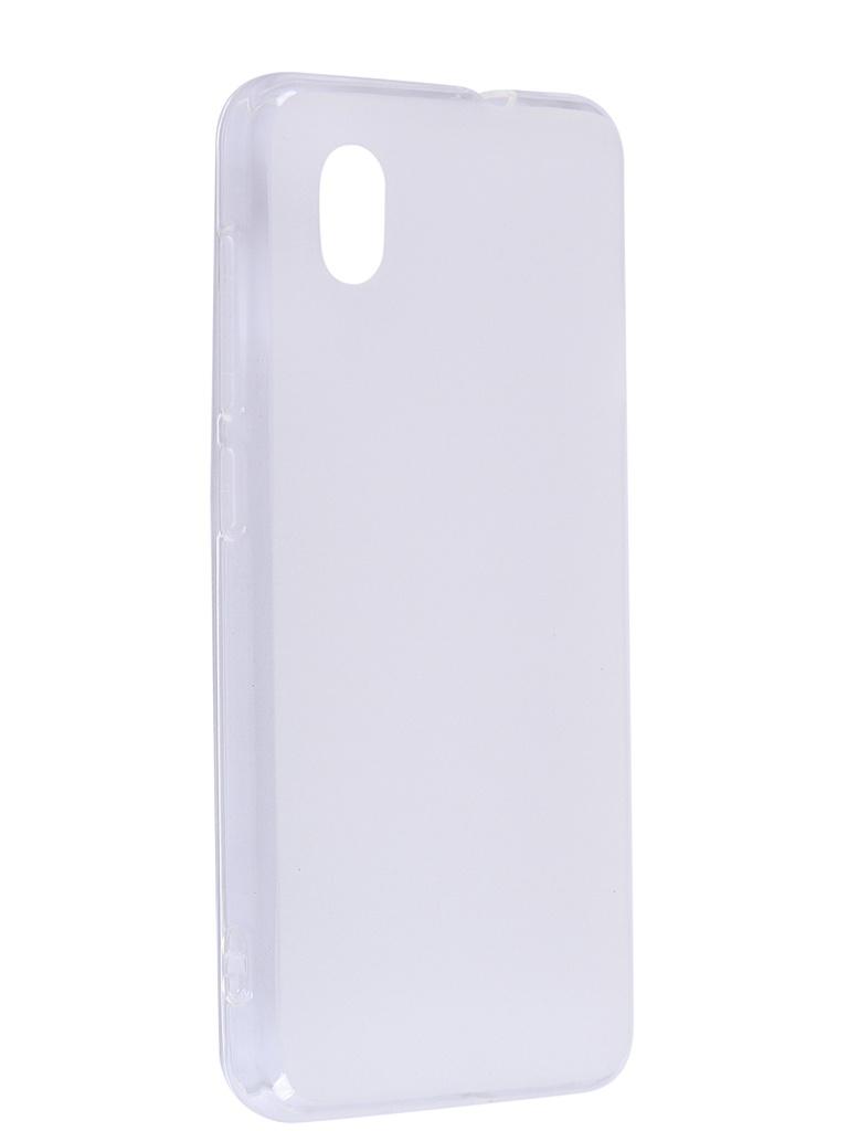 Чехол DF для ZTE Blade L8 Silicone zCase-15