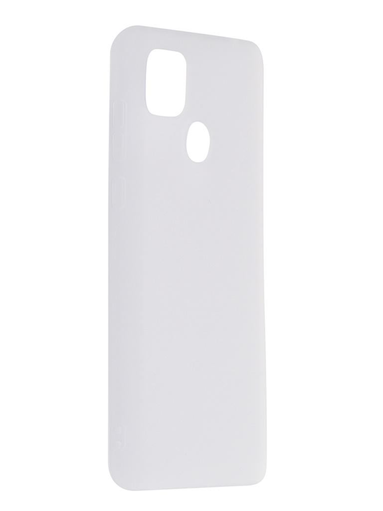 Чехол DF для ZTE Blade 20 Smart Silicone zCase-14