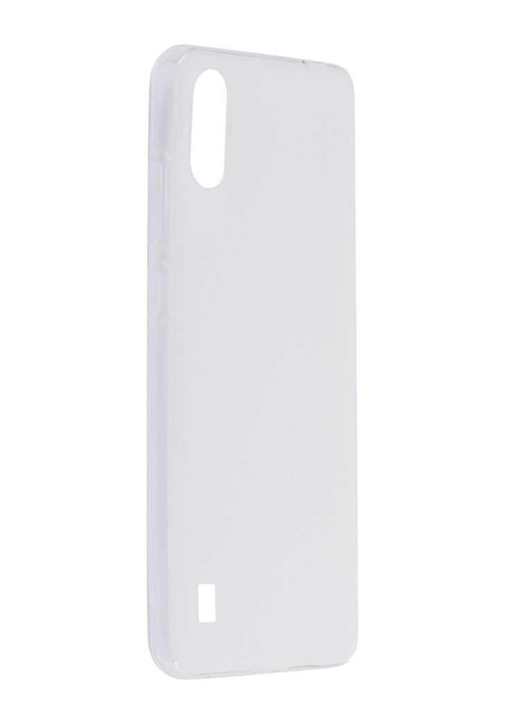 Чехол DF для ZTE Blade A5 2020 Silicone zCase-13