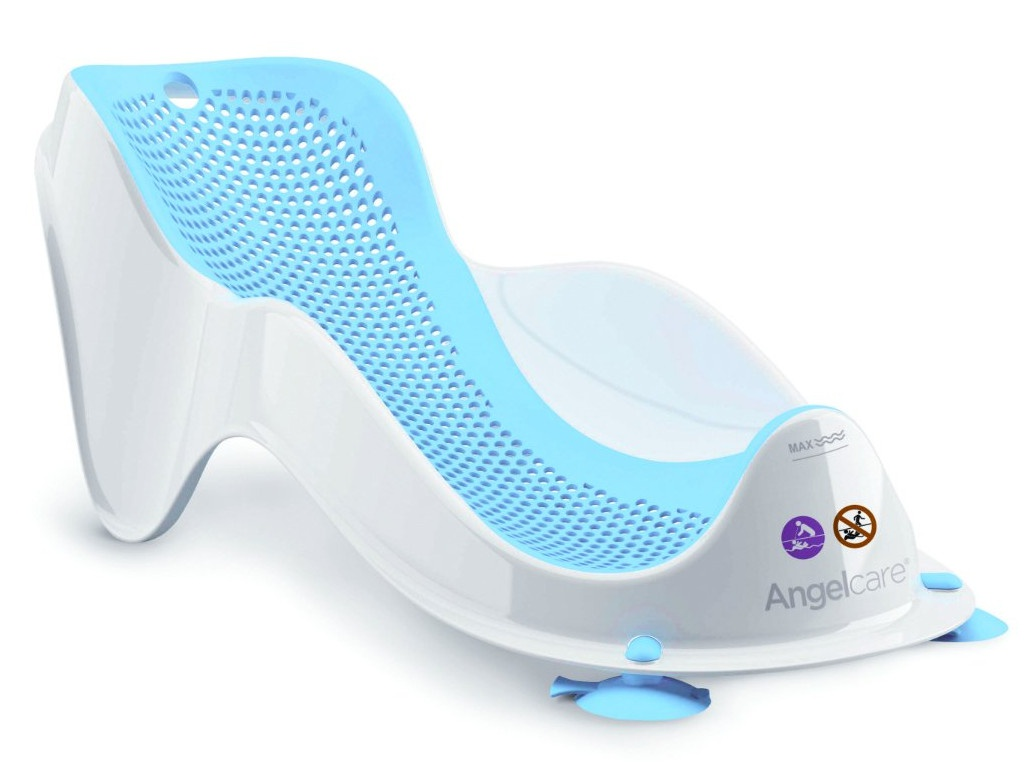 Горка для купания AngelCare Bath Support Mini ST-02 Blue