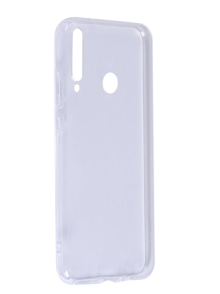 Чехол DF для Huawei P40 Lite E Silicone Super Slim hwCase-88 чехол силиконовый супертонкий df hwcase 20 для huawei y560