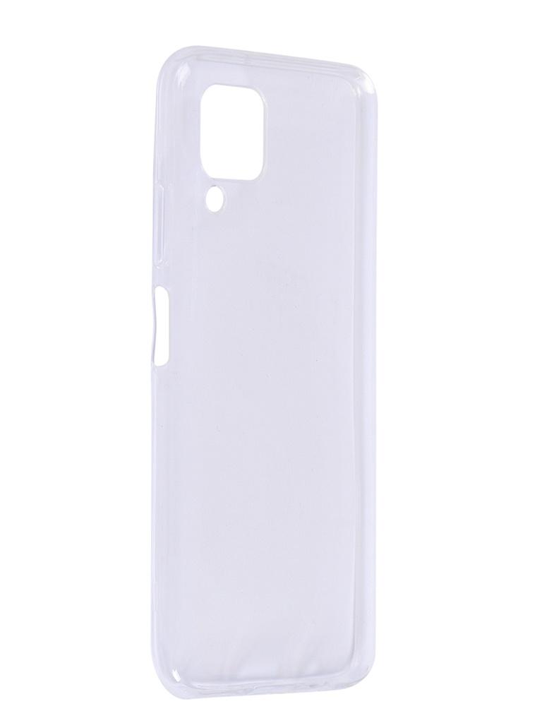 Чехол DF для Huawei P40 Lite Silicone Super Slim hwCase-86