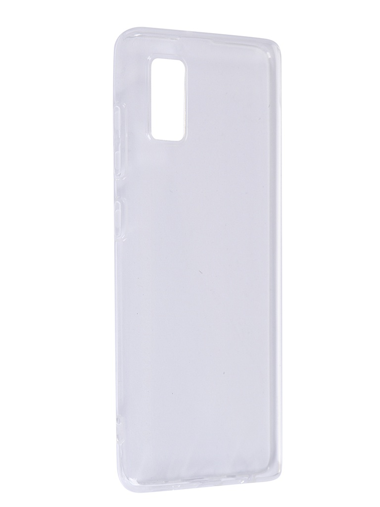 Чехол DF для Samsung Galaxy A41 Silicone Super Slim sCase-95 чехол df для samsung galaxy a71 silicone super slim scase 89