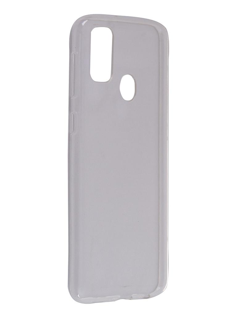 Чехол DF для Samsung Galaxy M30s Silicone Super Slim sCase-93 чехол df для samsung galaxy a71 silicone super slim scase 89