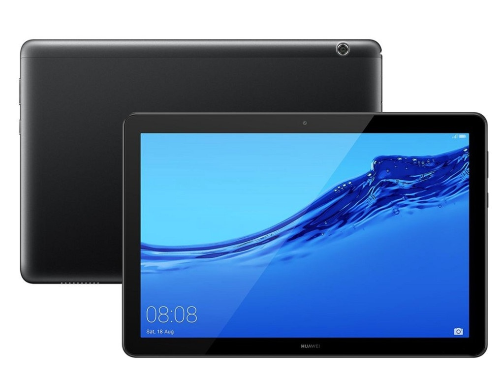 Планшет Huawei MediaPad T5 10 LTE 32Gb AGS2-L09 Black 53010NKL Выгодный набор + серт. 200Р!!! планшет