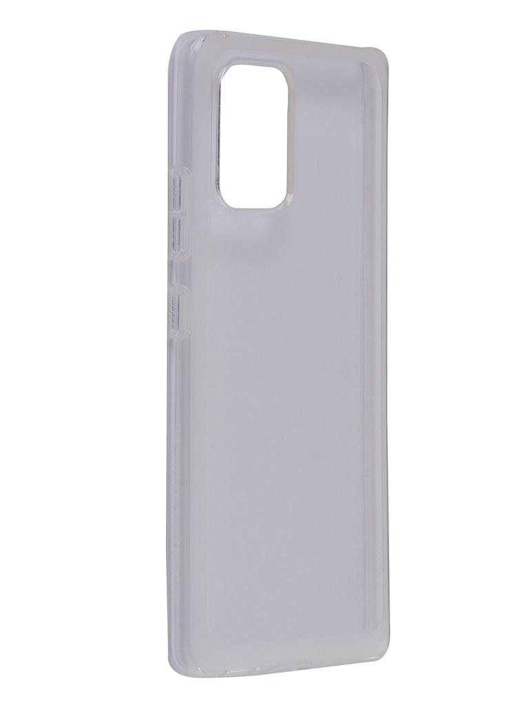 Чехол Araree для Samsung Galaxy S10 Lite S Cover Transparent GP-FPG770KDATR