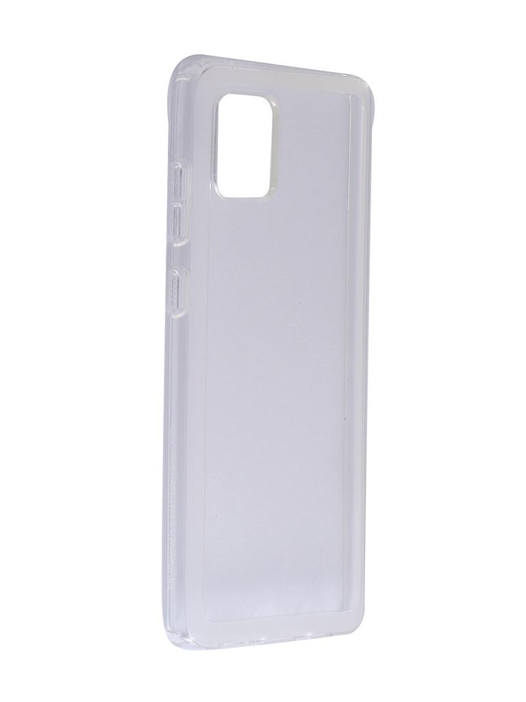 Чехол Araree для Samsung Galaxy Note 10 Lite N Cover Transparent GP-FPN770KDATR чехол araree для samsung galaxy note 10 lite n cover black gp fpn770kdabr