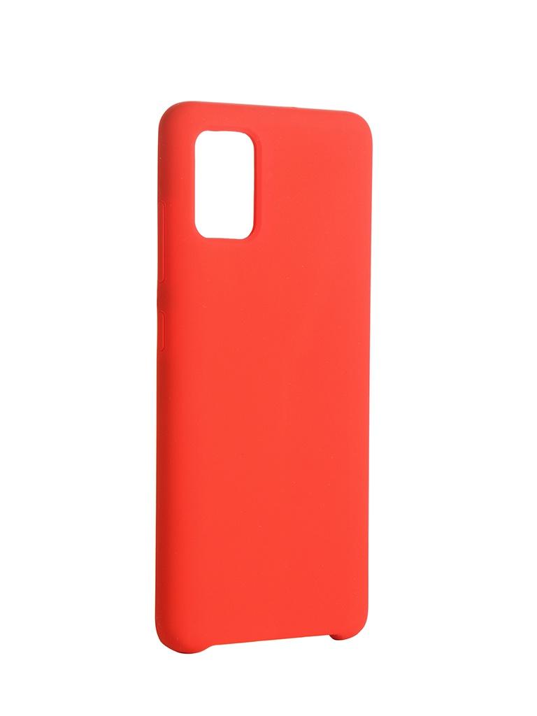 Чехол Araree для Samsung Galaxy A51 Typoskin Red GP-FPA515KDBRR