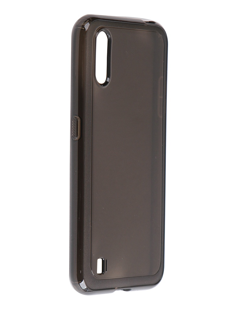 Чехол Araree для Samsung Galaxy A01 A Cover Black GP-FPA015KDABR чехол araree для samsung galaxy note 10 lite n cover black gp fpn770kdabr