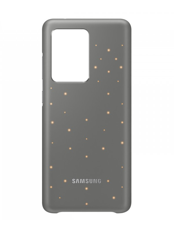 Чехол для Samsung G988 Galaxy S20 Ultra LED-Cover White EF-KG988CJEGRU