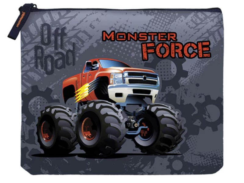 Папка Brauberg А5 Monster Force 229410