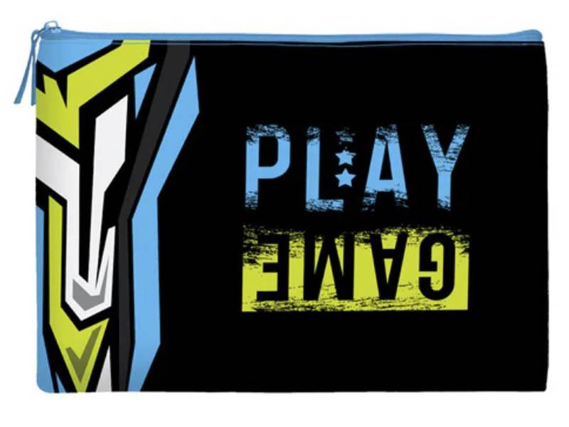 Папка Brauberg А4 Play Game 229406